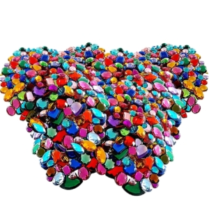 Gemstones for craft 500 grams