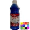 Artmix 600ml Bottles Ready Mix Craft Poster Paint Blue