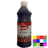 Artmix 600ml Bottles Ready Mix Craft Poster Paint Purple