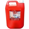 Artmix 5 litre Container Ready Mix Craft Poster Paint Red